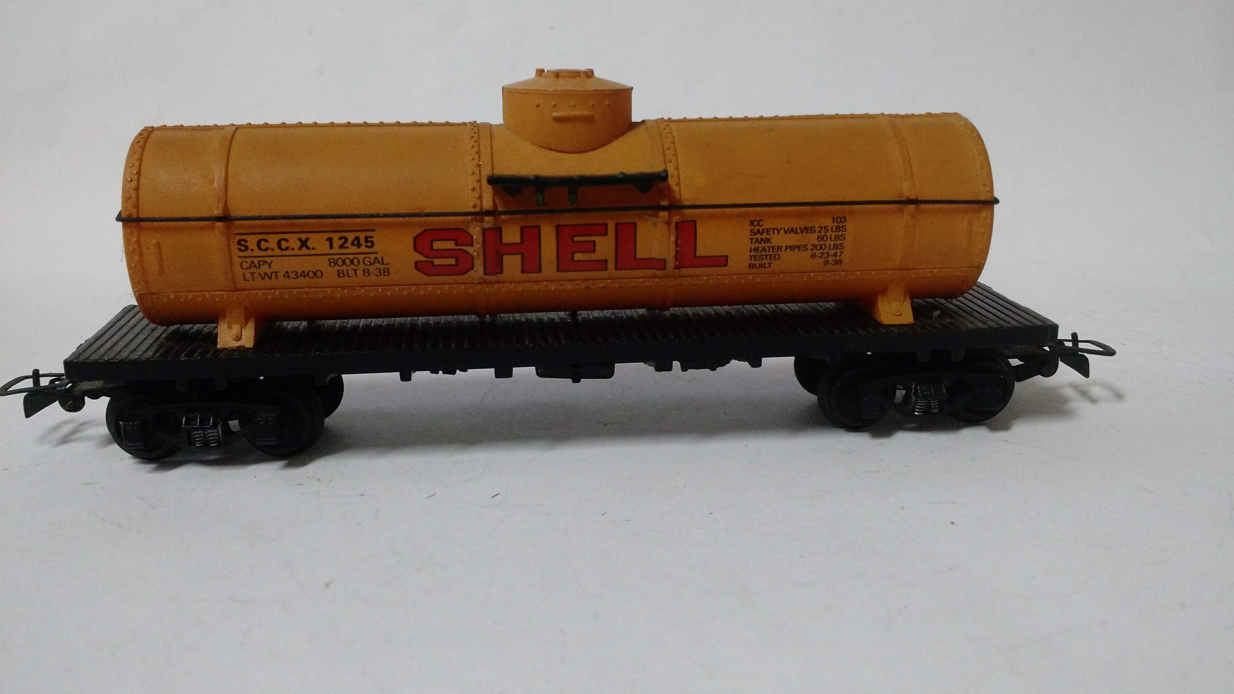 Vagão Tanque Shell # 1245 ( Usado)