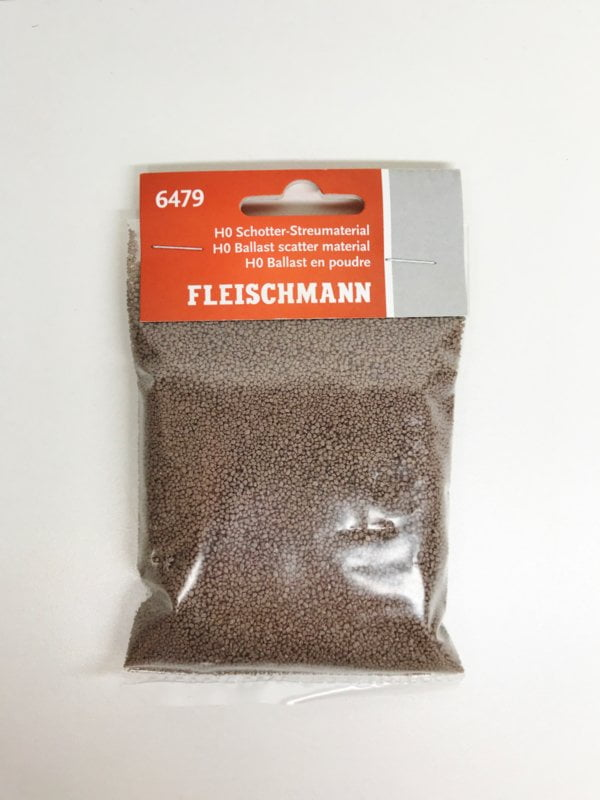 Brita para Trilho HO -  Fleischmann - 6479