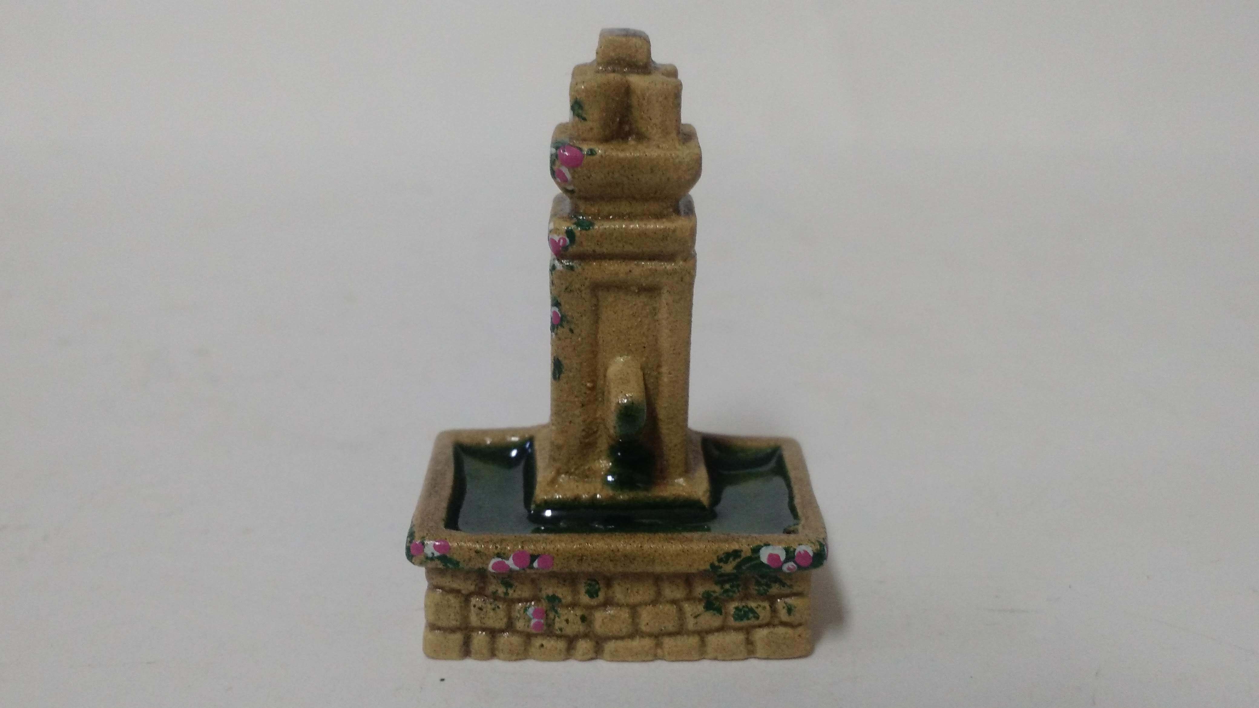 Miniaturas Dominique Gault J Carlton Itália toscânia Veneza Roma-Tinteiro Art
