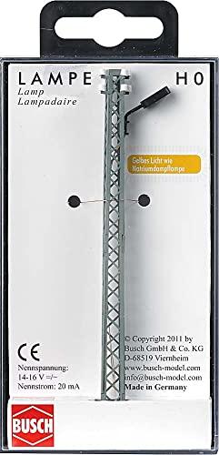 Poste Lâmpada no mastro de treliça metálica BUSCH 4130