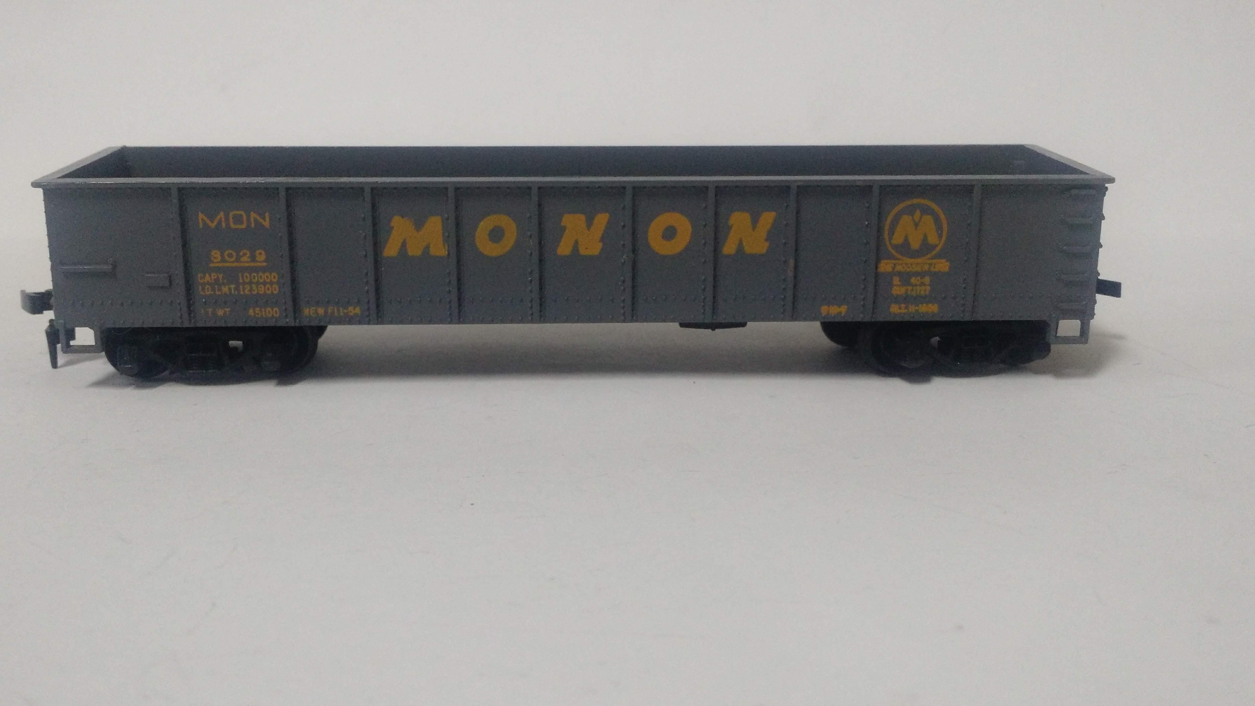 Vagão Gôndola Monon # 3029