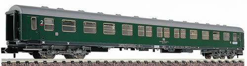 Carro Passageiros Fleischmann  2ª classe com compartimentos especiais, tipo Bctüm.256 do DB - 8116K