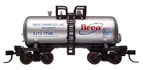 Vagão Beer Tank Car  Brea Chemical- Atlas- 32423