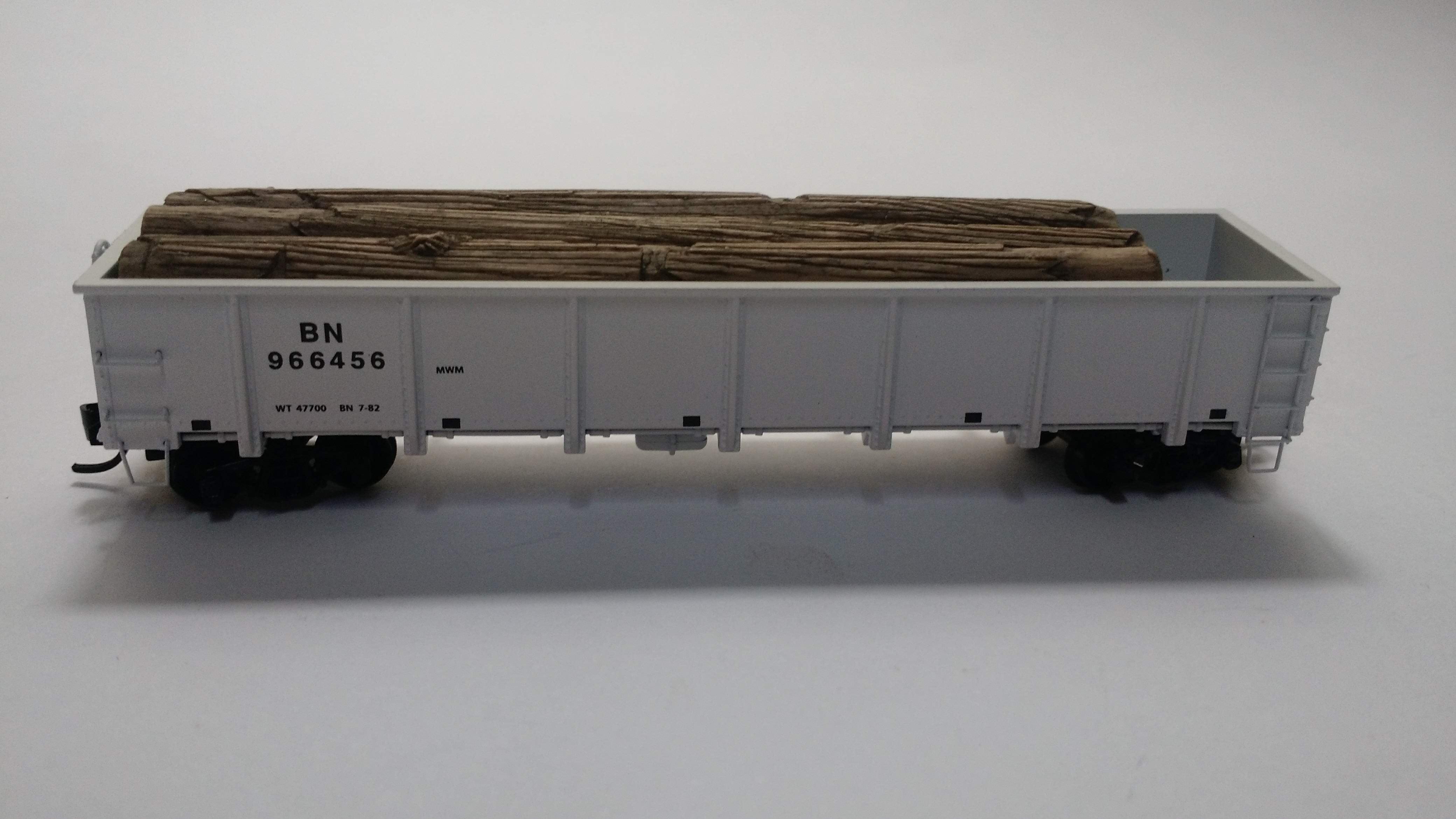 Vagão Gôndola BN - Trainworx - 2611-13