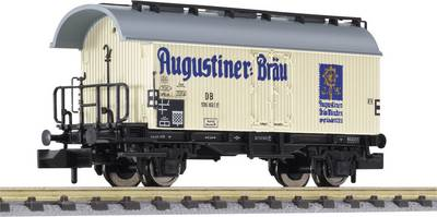 "Vagão Liliput L265113 Gauge N Beer wagon ""Augustiner-Bräu"", DB, era III"
