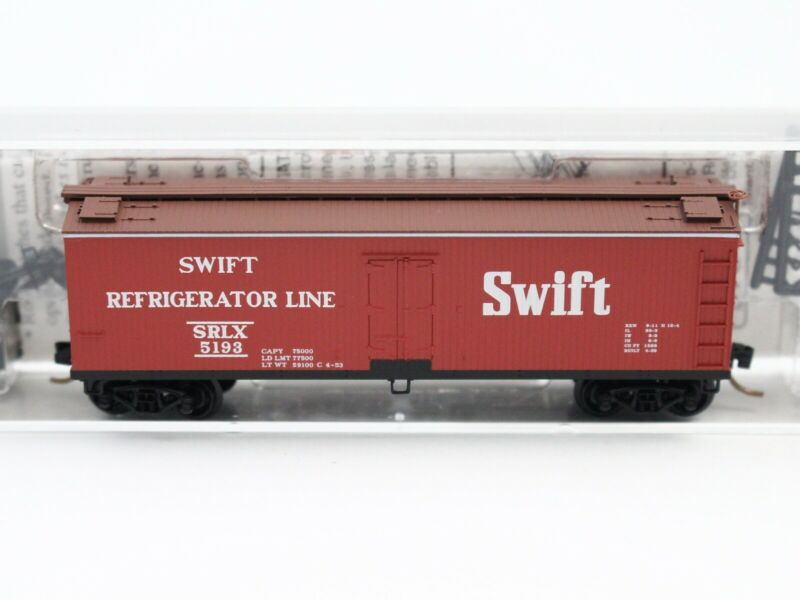 Vagão Refrigerador - Swift  Micro-Trains - 49400