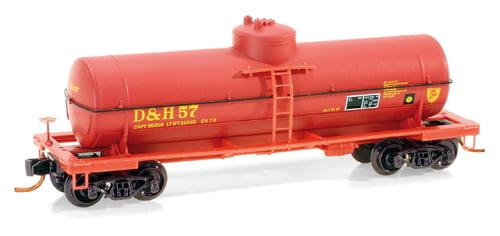 Vagão Tank Car 1 Domo Delaware & Hudson  Micro-Trains - 065 00 650