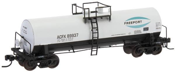 Vagão Tank  Car, Freeport Kaolin -  Atlas - 50 000 264