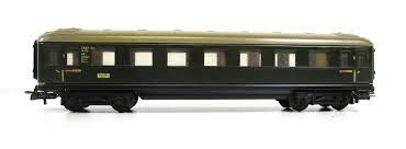 Carro de Passageiros 2º Classe  Marklin 346/1