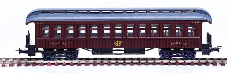 Carro 1a Classe Antigo CPEF - 2496