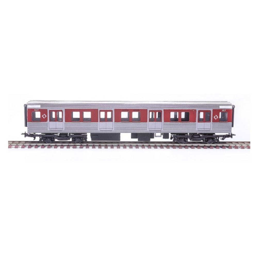Carro Reboque do Trem Metropolitano CPTM - 2318