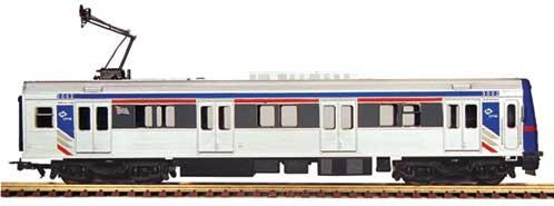 Conjunto do Trem Metropolitano CPTM SIEMENS - 6316
