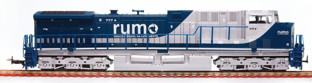 Locomotiva AC44i Rumo (Fase II) - 3073