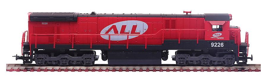 Locomotiva C30-7 ALL (Fase III) - 3065