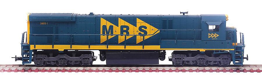 Locomotiva C30-7 MRS - 3061