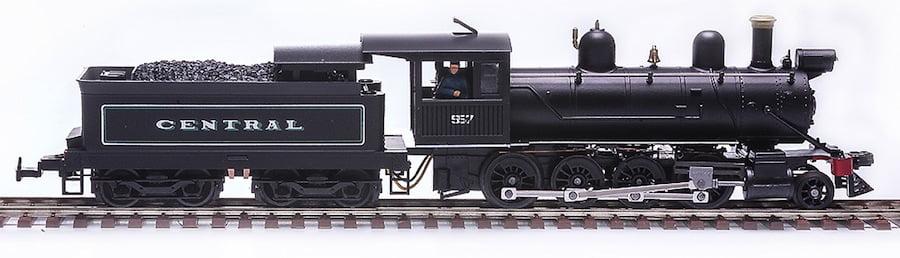 Locomotiva Consolidation EFCB - 3010