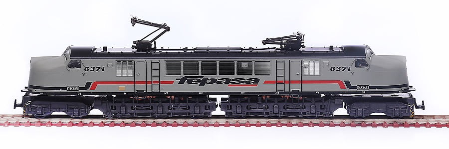 Locomotiva V8 FEPASA ( Fase III ) - 3059