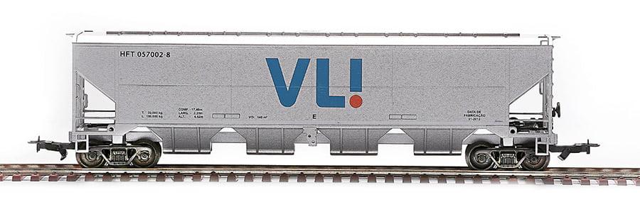 Vagão Hopper HFT Prata VL! - 2040