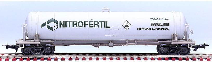 Vagão Tanque NITROFERTIL - 2028