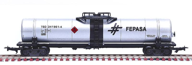 Vagão Tanque TSD FEPASA - 2069