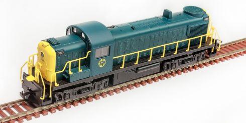 Locomotiva RS-3 EFCB Fase II - FRATESCHI - 3081
