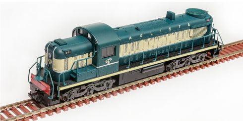 Locomotiva RSC-3 CPEF Fase I - FRATESCHI - 3083