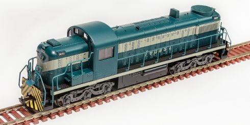 Locomotiva RSC-3 FEPASA Fase I - FRATESCHI - 3084
