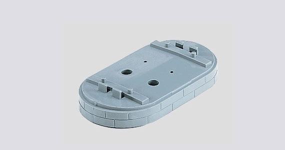 Pilar 6 mm P/ Construção De Rampas Marklin 7252 Cx C/ 10 HO