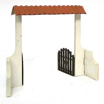 Portal de Fazenda - Dio Maquetes 87184