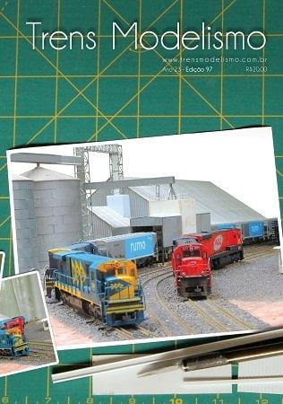 Revista Trens Modelismo  Edição Nº 97