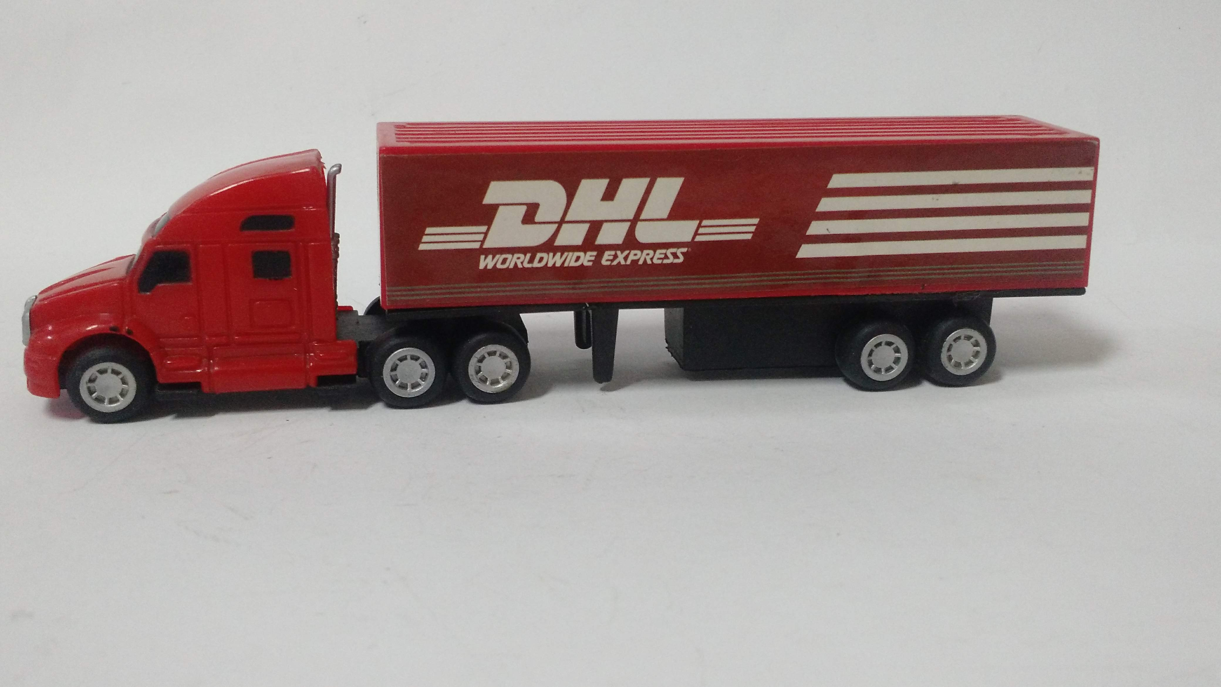 Caminhão HO DHL Nº 09