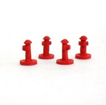 Jogo de 4 Hidrantes - H-31
