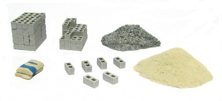 Kit 11 Itens Material Construção - H -100