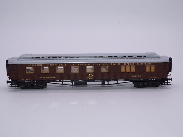 Carro Restaurante Orient Express LILIPUT - 260 00