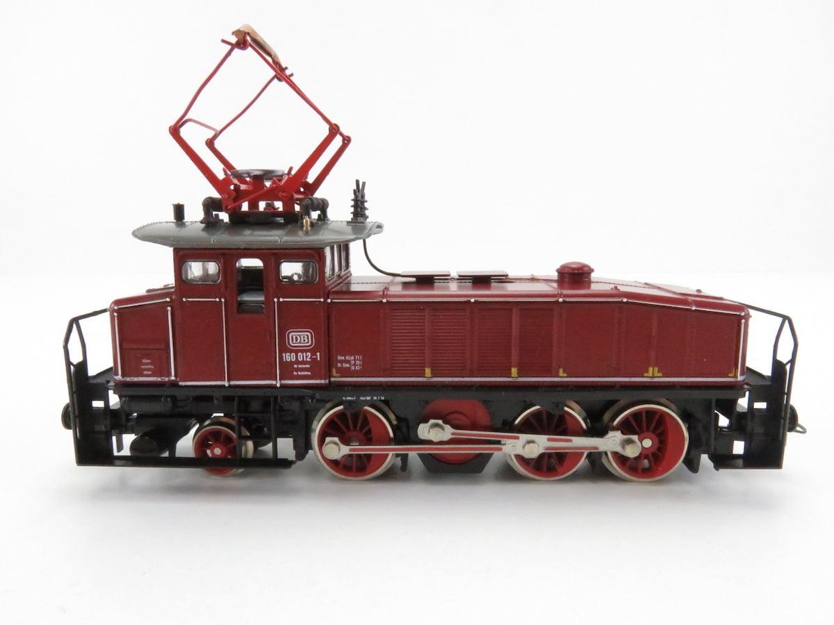 Locomotiva Elétrica BR 160 DB Roco 04129A