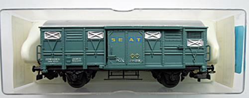 Vagão Box RN SEAT ELETROTREN - 1316