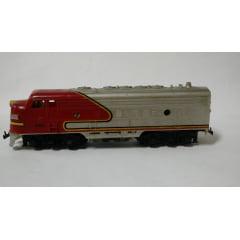 Locomotiva F7 Santa Fé #2082 Atma (Usada)