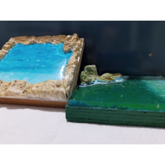 Resina Efeito água ( a base de água) LVL 2020