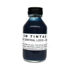 Tinta Azul Central Loco - CM Tintas - CB04