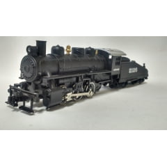 "Locomotiva a Vapor 0-6-0 HO ""Usra"" #2126 - Bachmann (Semi nova)"