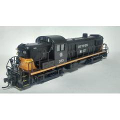 Locomotiva ALCO RS-3 Cotton Belt #355 - Atlas Classic - Semi-nova