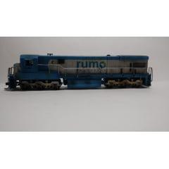 Locomotiva C 30-7 Rumo - 3221  USADA