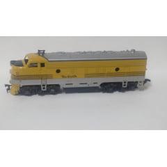 Locomotiva F7 Rio Grande - Athearn