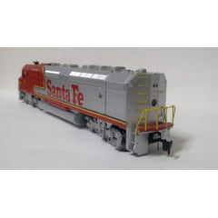 Locomotiva FP45 Santa Fé #91 Athearn