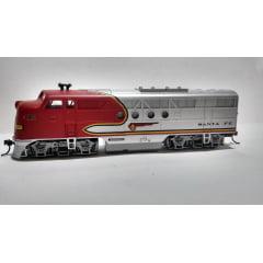 Locomotiva FT Santa Fé - USADA