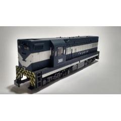 Locomotiva G-12 Fepasa Fase I - Fora de Linha