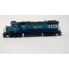 Locomotiva GP 35 #4128 - Athearn
