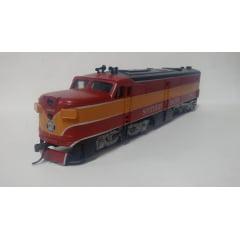 Locomotiva PA 1 Southern Pacific  Sem Motor - #6009 Athearn