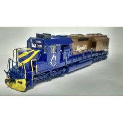 Locomotiva SD 45 Sigrid's #5263 ( Pintura Fantasia) - Kato Japan