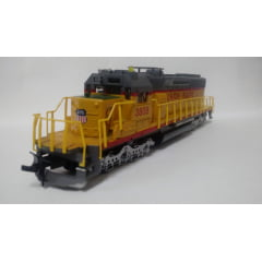Locomotiva SD40/2 Union Pacific #3808  Bachmann